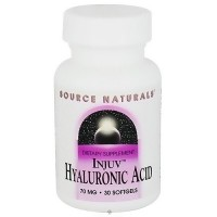 Source Naturals injuv Hyaluronic acid 70 mg softgels - 30 ea