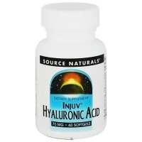 Source Naturals Injuv Hyaluronic Acid 70 mg Softgels - 60 ea