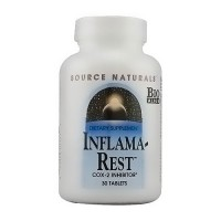 Source Naturals Inflama-rest systemic care inflamation response tablets - 30 ea