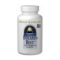 Source Naturals Inflama rest cox-2 inhibitor tablets - 60 ea