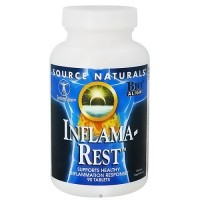 Source Naturals Inflama-Rest systemicare bioalign tablets - 90 ea