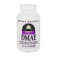 Source Naturals DMAE 351 mg capsules - 200 ea
