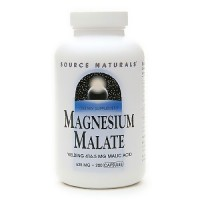 Source Naturals Magnesium Malate 625 mg capsules - 200 ea