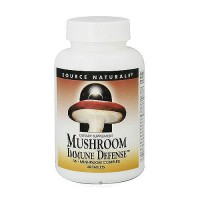 Source Naturals Mushroom Immune Defense Complex Tablets - 60 ea
