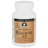 Source Naturals Skin eternal hyaluronic acid 50 mg tablets for fitness - 60 ea