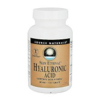 Skin eternal 50 mg hyaluronic acid tablets to support skin fitness, 120 ea