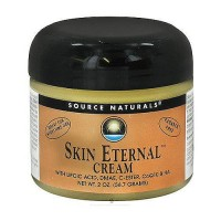 Skin Eternal Sensitive Skin Emollient Cream, Paraben Free, 2 oz