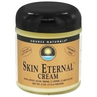Skin eternal cream for night time use, paraben free - 4 oz