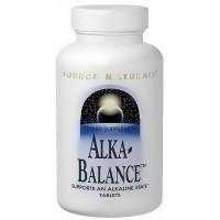 Source Naturals Alka-balance tablets - 60 ea