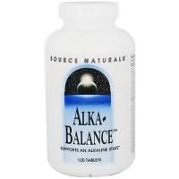 Source Naturals Alka-balance tablets - 120 ea
