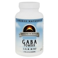 Source Naturals GABA powder - 4 oz