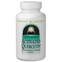 Source Naturals Activated Quercetin bioflavonoid complex capsules - 50 ea