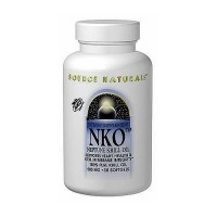 NKO (Neptune Krill Oil) 500 mg softgels for healthy heart - 30 ea