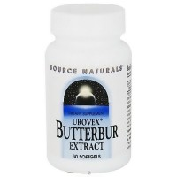 Source Naturals Butterbur Extract urovex 50 mg softgels - 30 ea