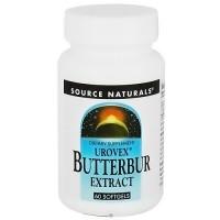 Source Naturals Butterbur Extract urovex 50 mg softgels - 60 ea