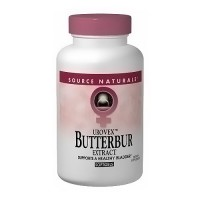 Source Naturals eternal women Butterbur Extract urovex 50 mg softgels - 60 ea