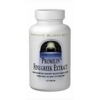 Source Naturals Promilin Fenugreek Extract Tablets - 60 ea
