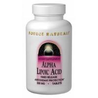 Source naturals alpha lipoic acid 300   -   30  ea