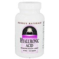 Hyaluronic acid 50 mg tablets promotes healthy joints - 120 ea