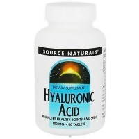 Source Naturals Hyaluronic Acid 100 mg - 60 ea