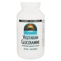 Source Naturals Vegetarian glucose tablets - 240 ea