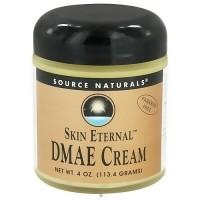 Source Naturals Skin eternal DMAE cream - 4 oz