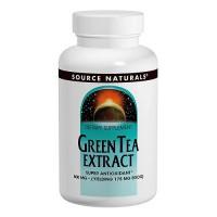 Source Naturals Green Tea Extract 175mg EGCG 500 mg tablets - 60 ea