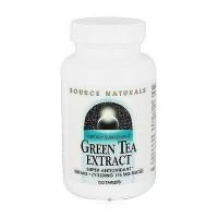 Green tea extract 500 mg super antioxidant tablets - 120 ea
