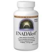 Enada NADH patented formula 10 mg tablets - 8 ea