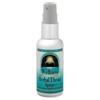 Wellness herbal throat spray for immune support - 1 oz
