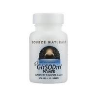 Source Naturals Glisodin power 250 mg tablets - 30 ea