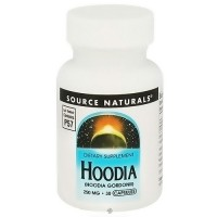 Source Naturals Hoodia concentrate 250 mg capsules - 30 ea