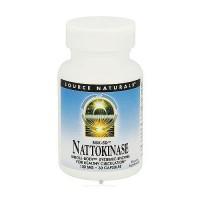 Nattokinase 100 mg capsules - 30 ea