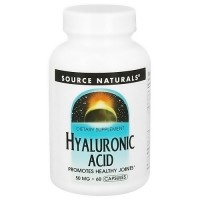 Source Naturals Hyaluronic acid 50 mg capsules - 60 ea