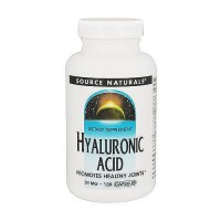 Hyaluronic acid 50 mg capsules promotes healthy joints - 120 ea