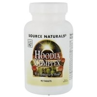 Source Naturals Hoodia complex tablets with thermogenic herbs - 90 ea