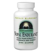 Source Naturals Nopal Endurance 40 mg capsules - 60 ea
