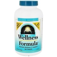 Source Naturals Wellness formula herbal defense tablets - 180 ea