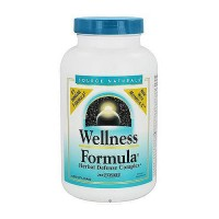 Wellness formula herbal defense complex capsules - 240 ea