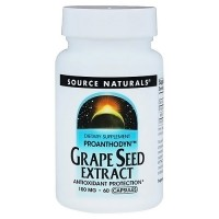 Source Naturals proanthodyn Grape seed extract 100 mg capsules - 60 ea