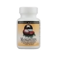 Source Naturals Mangosteen 75 mg immune support tablets - 30 ea