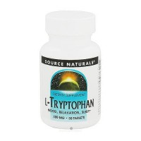 L-Tryptophan 500 mg tablets, dietary supplement - 30 ea