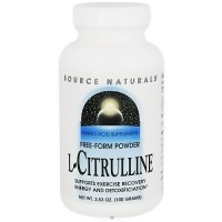 Source Naturals L-Citrulline 100 gm powder - 3.53 oz