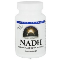 Source Naturals NADH 5 mg tablets - 60 ea