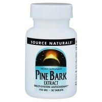 Source Naturals Pine bark extract 150 mg tablets - 30 ea