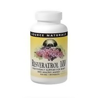 Source Naturals Resveratrol 100 100 mg tablets - 30 ea