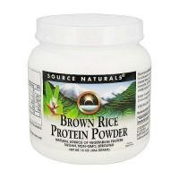 Source Naturals Brown Rice Protein powder - 16 oz