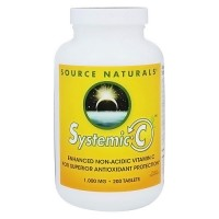 Source Naturals Systemic C 1000 mg tablets - 200 ea