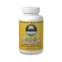 Source Naturals Metabolic C 500 mg capsules - 90 ea