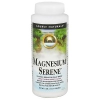 Source Naturals Magnesium Serene, Berry Flavor - 5 oz